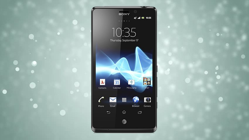 Photo of Test Sony Xperia T