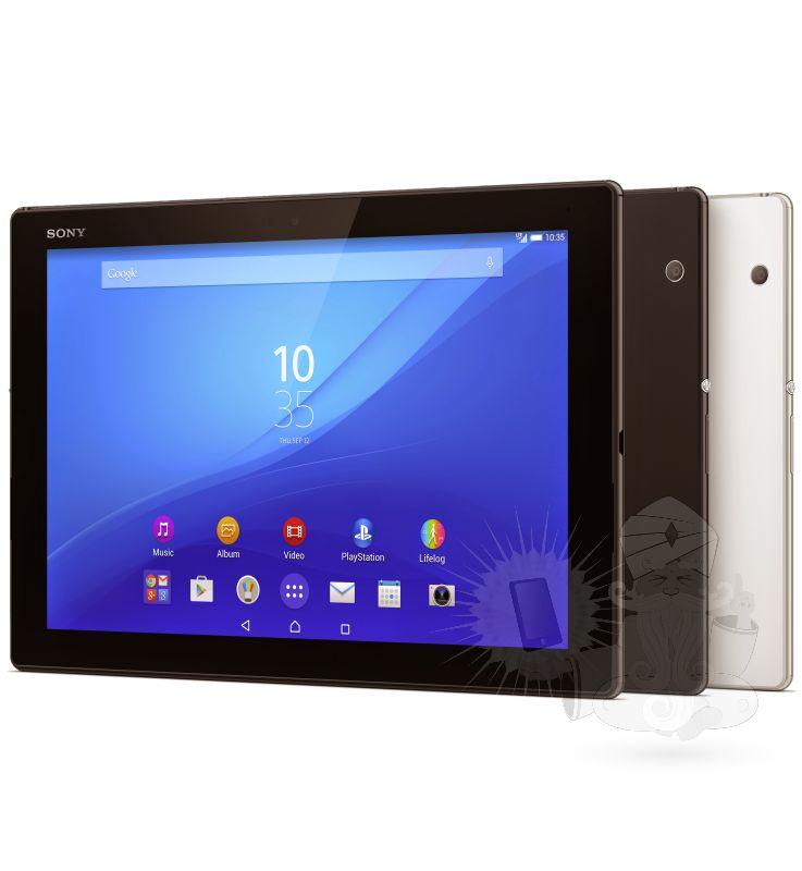 img-sony-xperia-z4tablet-4 Sony Xperia Z4 Tablet ujawniona - wodoodporność, elegancja, bezkompromisowa wydajność