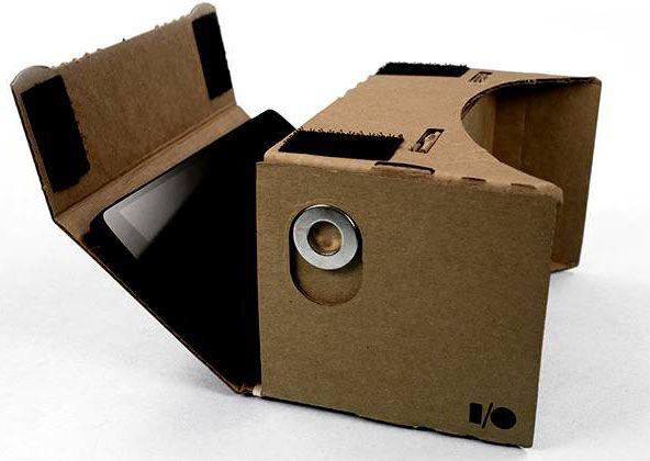 news-google-cardboard-vr Google przeniesie Androida na pole wirtualnej rzeczywistości