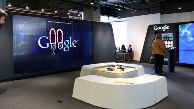 news-google-sklep-londyn Google otwiera swój pierwszy stacjonarny punkt sprzedaży