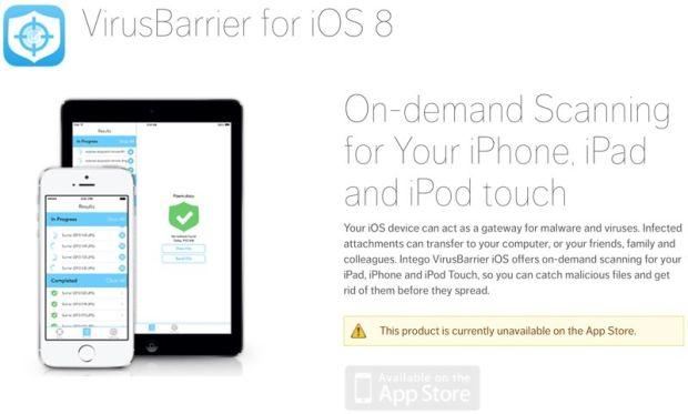 news-intego-virusbarrier Apple usuwa programy antywirusowe z App Store