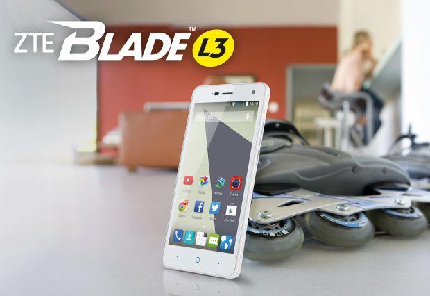 news-zte-blade-l3-1 Premiera ZTE Blade L3 na MWC 2015
