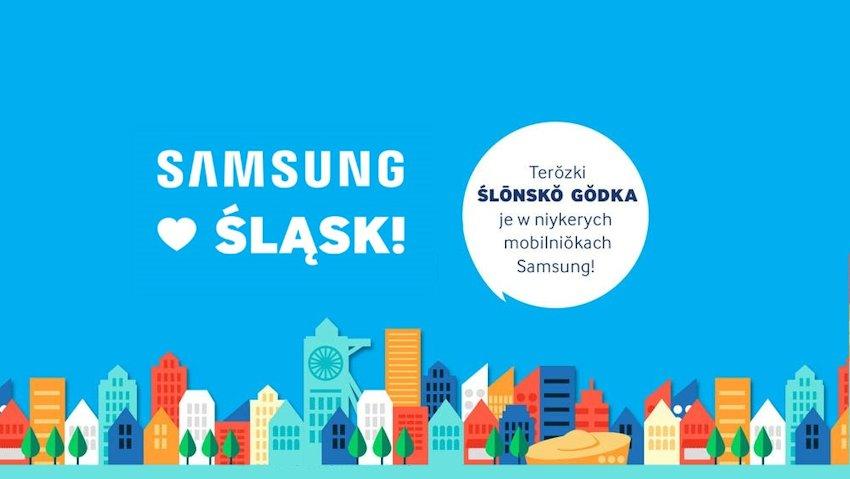 Photo of Samsung wprowadza do swoich smartfonów mowę śląską