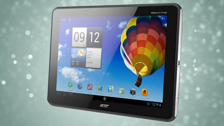 Photo of Test Acer Iconia Tab A510