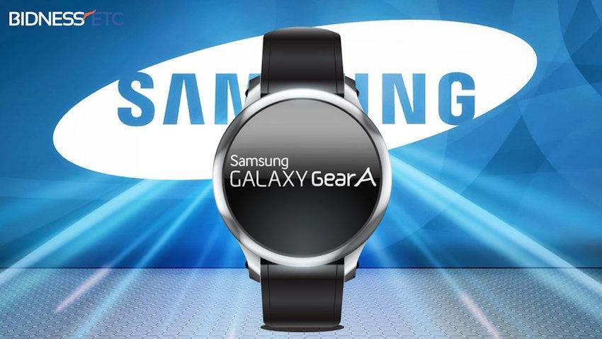 Photo of Okrągły smartwatch Samsunga to od teraz Gear A