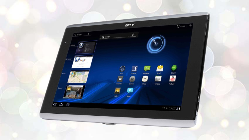 Photo of Test Acer Iconia Tab A501/A500