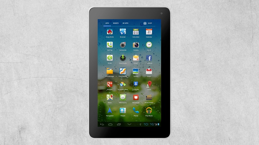 Photo of Test Huawei MediaPad 7 Lite