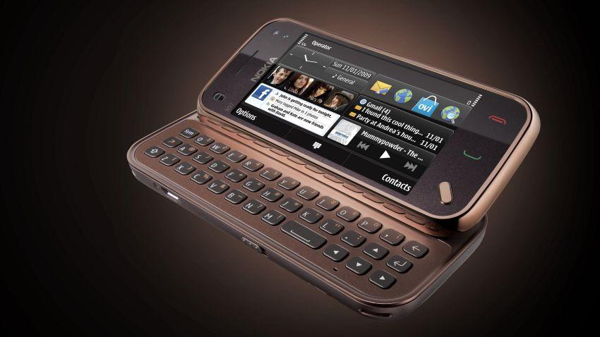 Photo of Test Nokia N97 mini