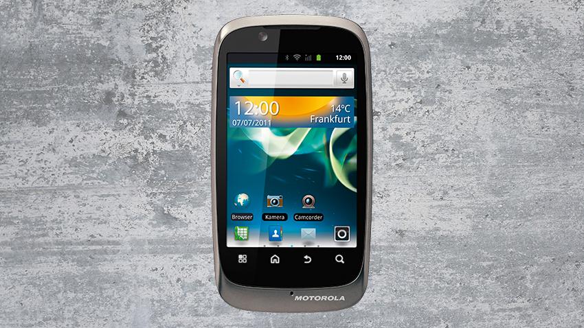 Photo of Test Motorola FIRE XT