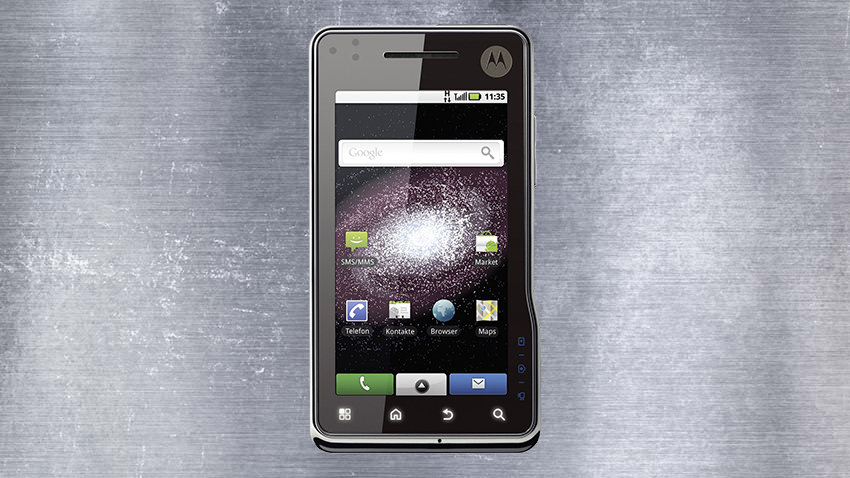 Photo of Test Motorola Milestone XT720