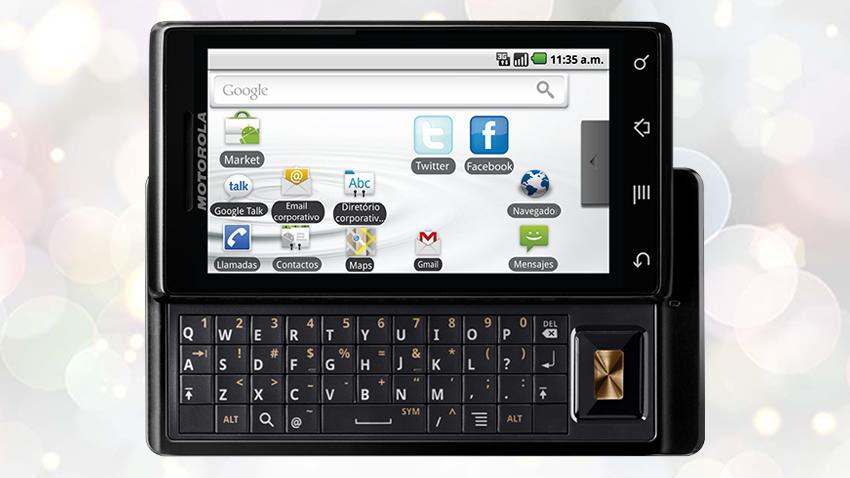 Photo of Test Motorola Milestone