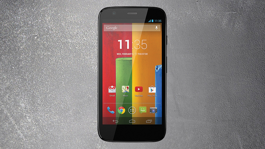 Photo of Test Motorola Moto G