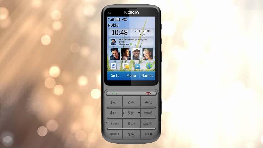 Photo of Test Nokia C3-01
