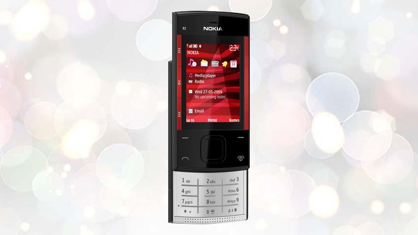 Photo of Test Nokia X3