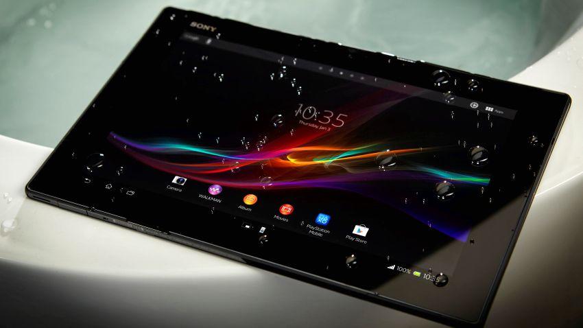 Photo of Test Sony Xperia Tablet Z