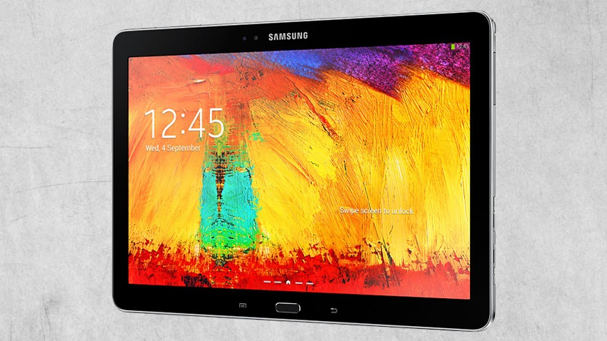 Photo of Test Samsung Galaxy Note 10.1 2014