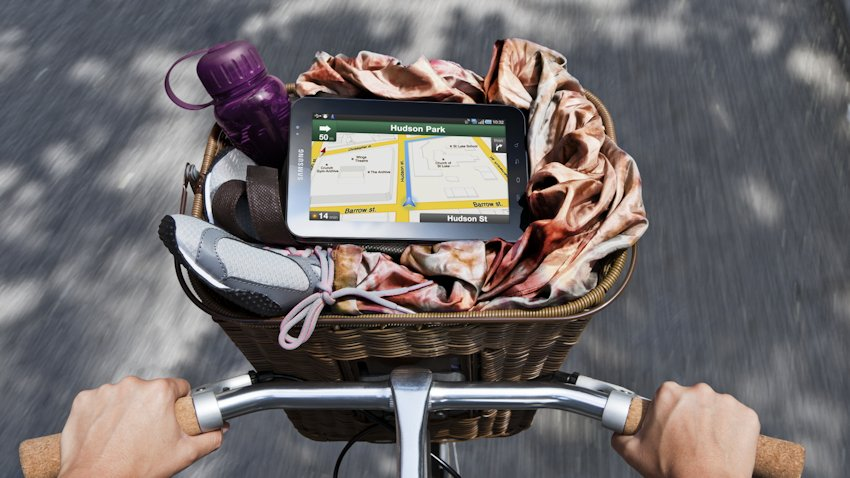 Photo of Test Samsung Galaxy Tab 7.0