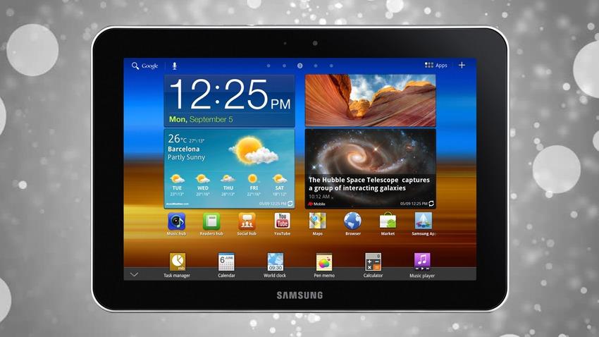 Photo of Test Samsung Galaxy Tab 8.9