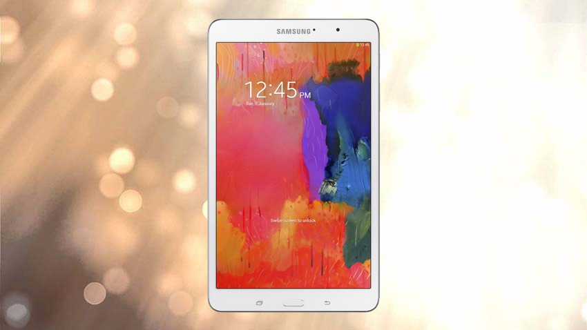 Photo of Test Samsung Galaxy Tab Pro 8.4