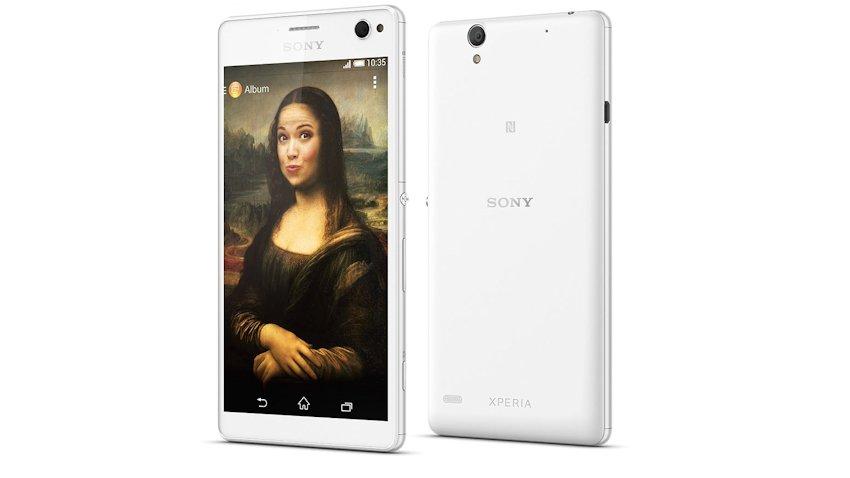 Photo of Nadchodząca Sony Xperia C4 przedstawiona na pierwszej grafice