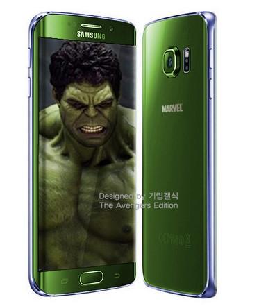 news-galaxys6-avengers-6 Samsung ma w planach Galaxy S6 i Galaxy S6 Edge w wersji Iron Man