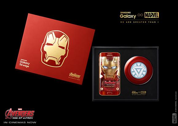 news-samsung-galaxy_s6edge-iron_man Samsung oficjalnie prezentuje Galaxy S6 Edge w edycji Iron Man