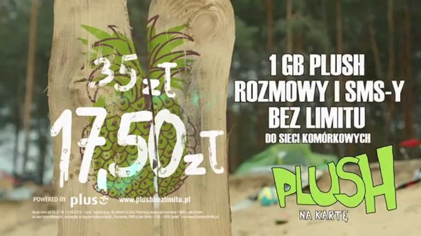 Photo of Promocja Plus: No limit i 1 GB Internetu za połowę ceny w Plush na Kartę