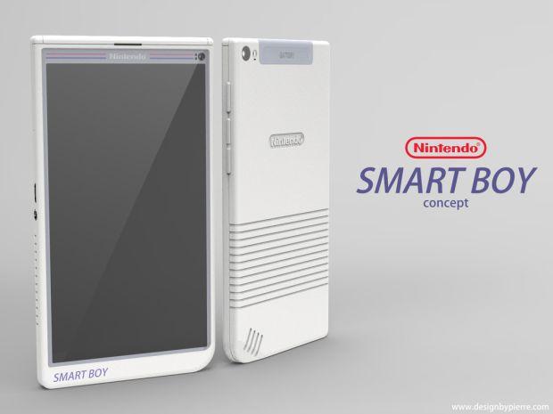 news-sony-xperia-play Nintendo Smart Boy - połączenie smartfona z konsolą do gier, które przywitalibyśmy z otwartymi ramionami