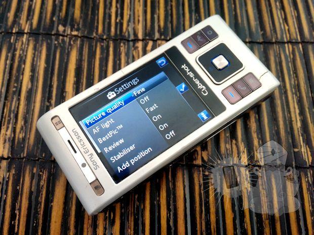 Sony Ericsson C905 – 17.77%
