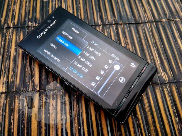 Sony Ericsson Satio – 33.52%