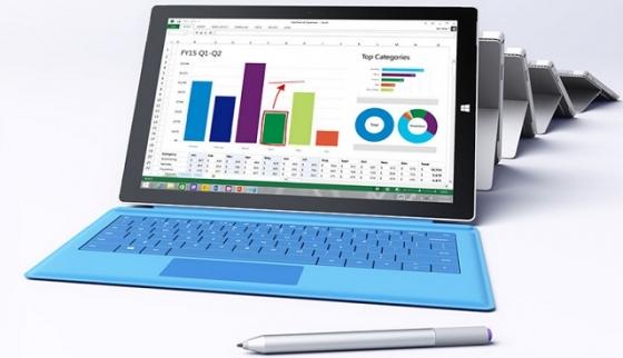 news-microsoft-surface-pro3 Październik pod znakiem Microsoftu - nowe Lumie, Surface Pro 4 i Band 2