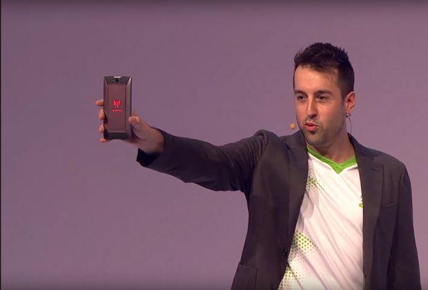 news-acer-predator6-2 Acer Predator 6 - smartfon dla graczy z 10-rdzeniowym procesorem