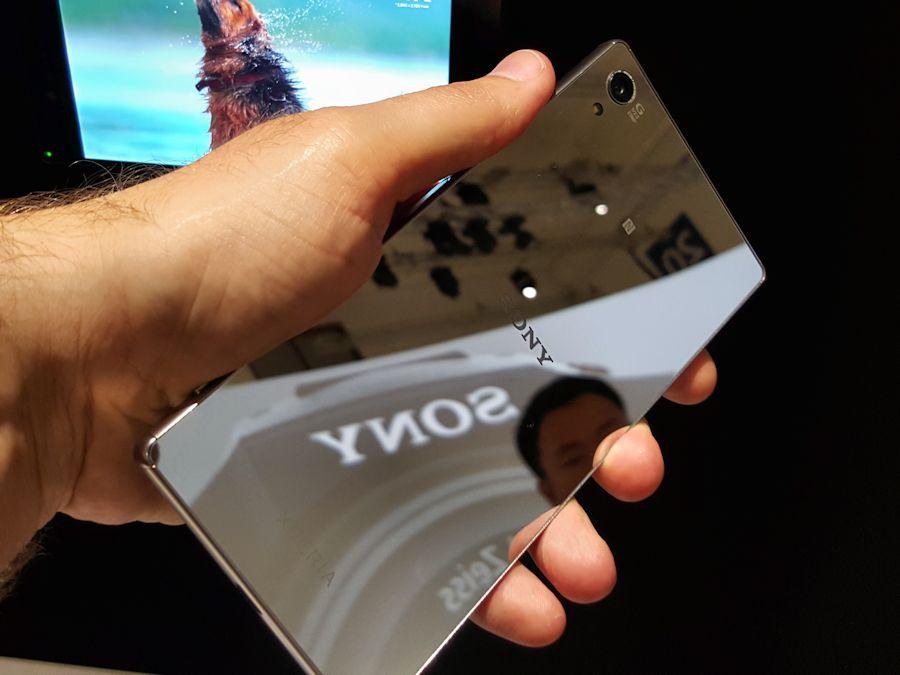 news-sony-z5premium-handson-7 Sony Xperia Z5 Premium - pierwsze wrażenia z użytkowania jedynego smartfona z ekranem 4K