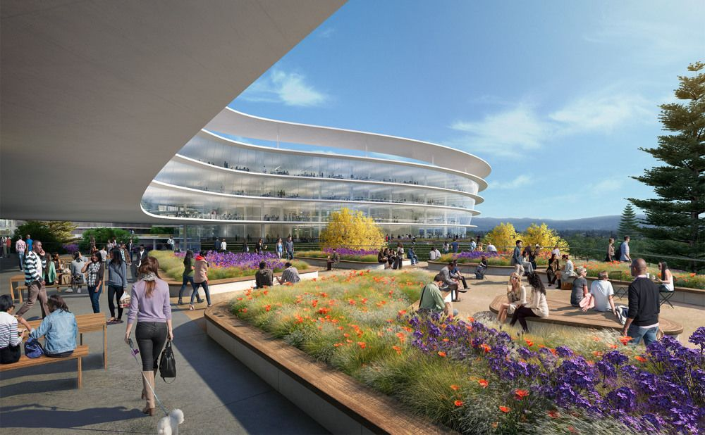 news-apple-obiekt-sunnyvile-4 Apple wybuduje futurystyczną siedzibę w Sunnyvale