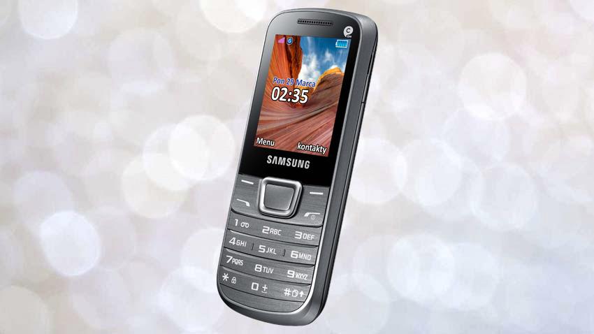 Photo of Test Samsung E2252