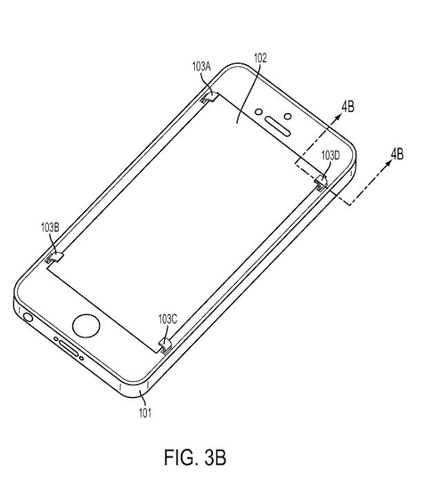 news-apple-patent-ochrona_ekranu-2 Apple patentuje rozwiązanie chroniące ekran iPhone-a przed pęknięciem