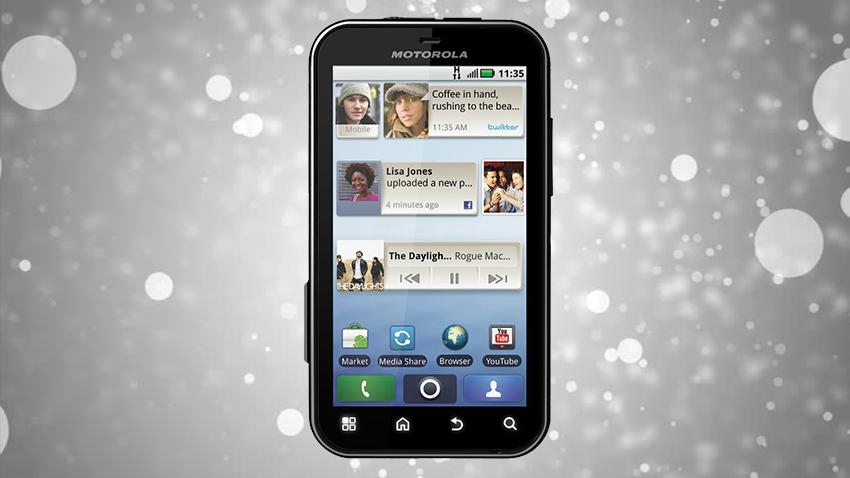 Photo of Test Motorola Defy