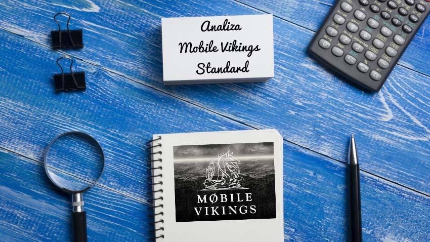 Photo of Analiza Mobile Vikings Standard