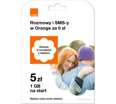 YES-pakiety Orange Yes