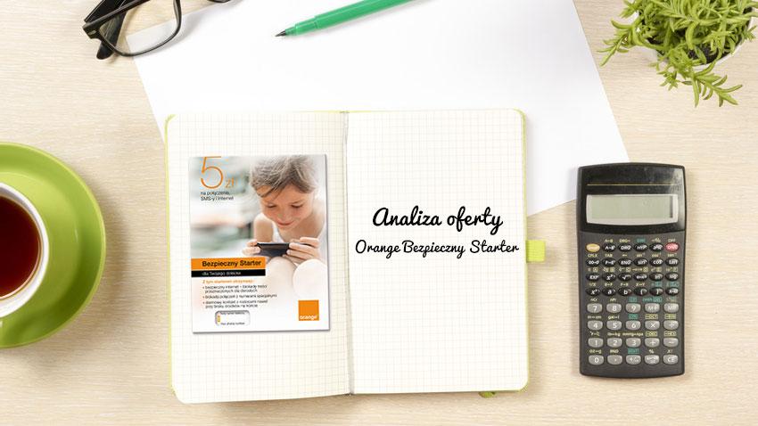 Photo of Analiza Orange Bezpieczny starter