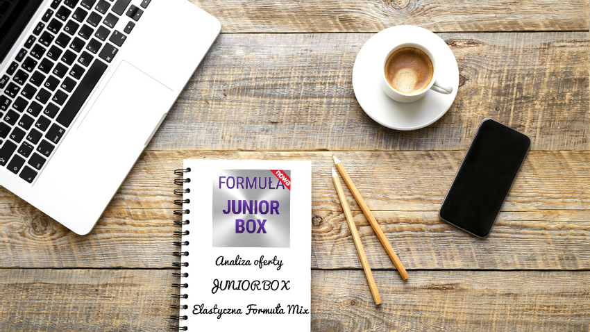 Photo of Analiza Junior Box Elastyczna Formuła Mix
