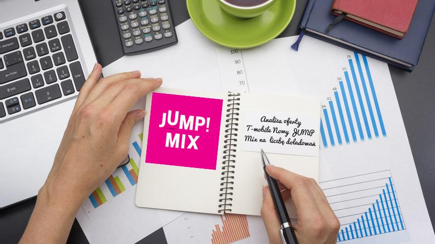 Photo of Analiza Nowy Jump Mix na liczbę doładowań