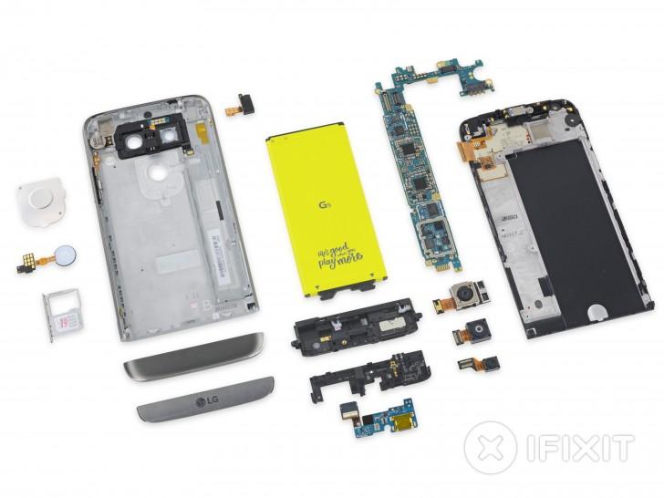 news-g5-ifixit-1 LG G5 łatwy w naprawie