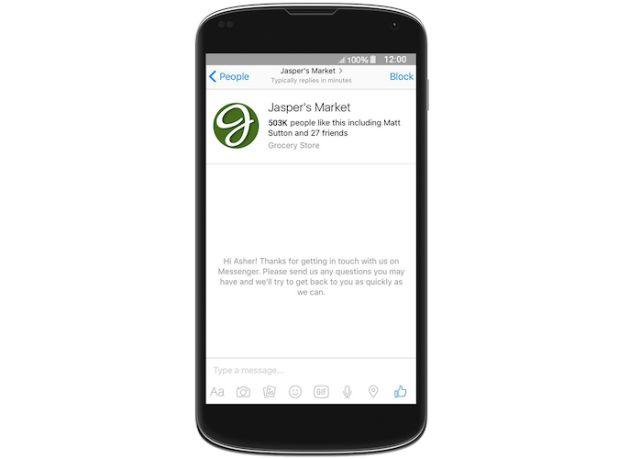 news-messenger-links-2 900 milionów użytkowników aplikacji Facebook Messenger