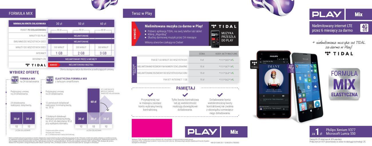 news-play-mix-2 Kamil Bednarek w reklamie elastycznej Formuły Mix w Play