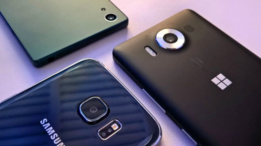 Fototest Trzech króli Lumia 950 vs Galaxy S6 vs Xperia Z5