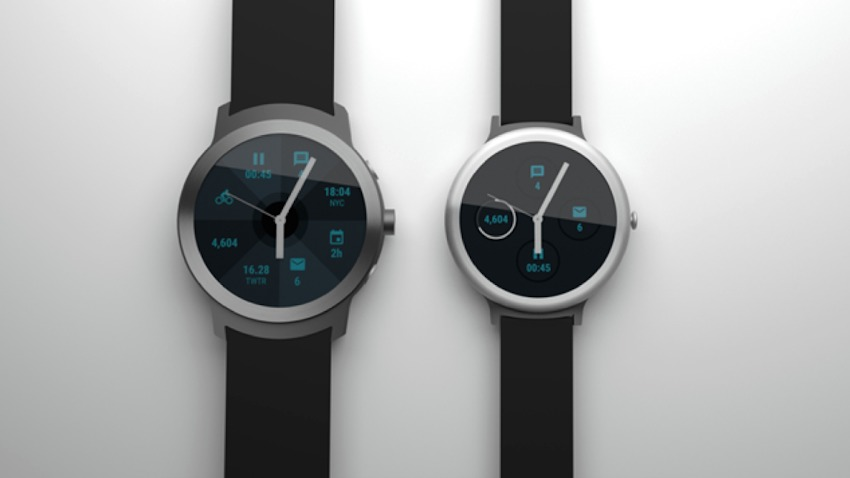 Photo of Smartwatche Google'a na pierwszych renderach