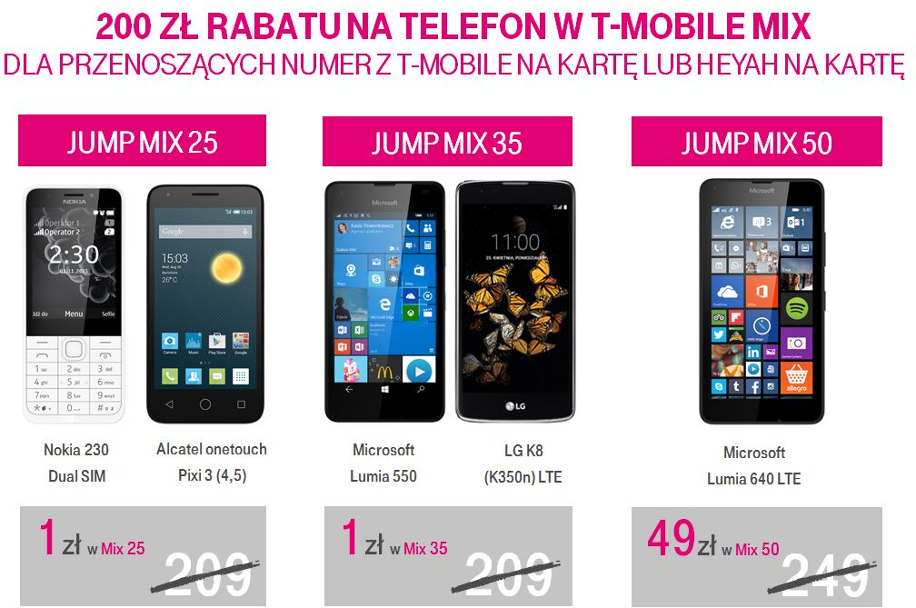 news-tmobile-obnizki-mix Zniżka na telefon w T-Mobile Mix