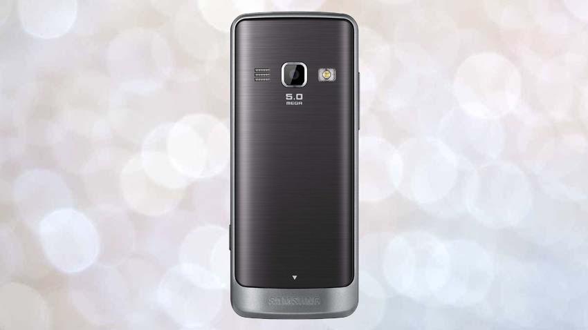 Photo of Test Samsung S5611