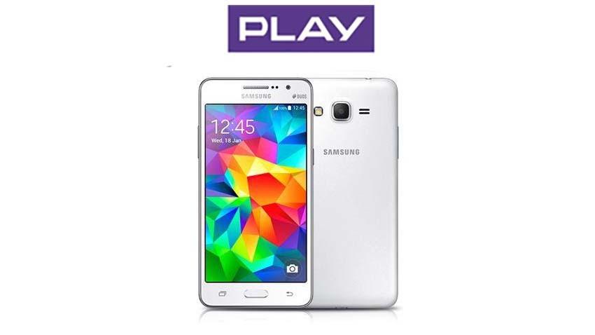 Samsung Galaxy Core Prime LTE w ofercie sieci Play